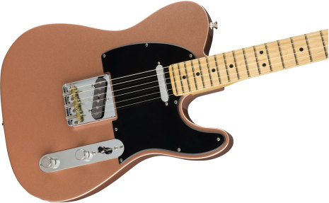 Fender American Performer Tele Maple Neck Penny