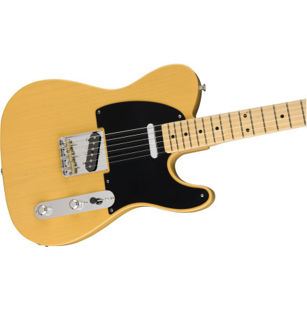 Fender American Original 50s Tele Maple Neck Butterscotch Blonde