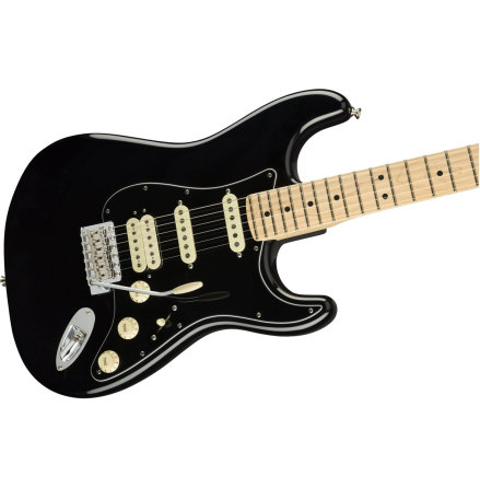 Fender American Performer Strat HSS Maple Neck Black