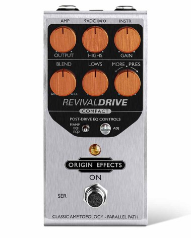 Origin Effects The RevivalDRIVE Compact