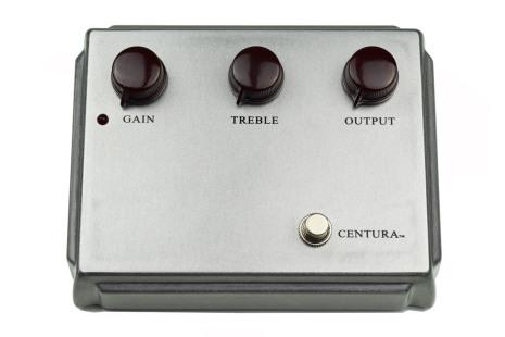 Ceriatone Centura Professional Overdrive Silver raw