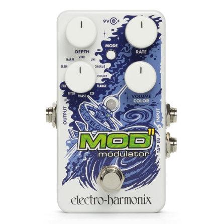 Electro Harmonix Mod 11Modulation Pedal
