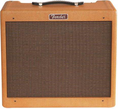 Fender Blues Junior LTD Lacquered Tweed