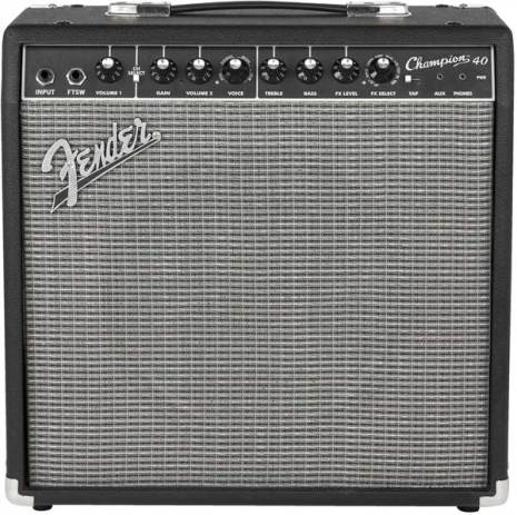 Fender Champion 40 Combo w effects