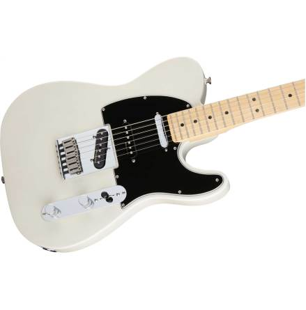 Fender Deluxe Nashville Telecaster Maple Neck White Blonde