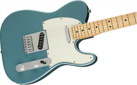 Fender Player Telecaster Maple Neck Tidepool