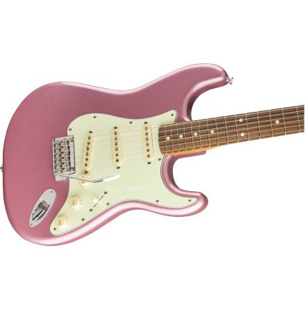 Fender Vintera 60s Stratocaster Mod Pau Ferro Burgundy Mist