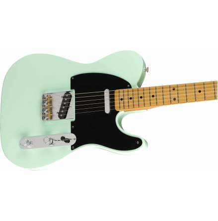 Fender Vintera 50s Telecaster MOD Maple Neck Daphne Blue