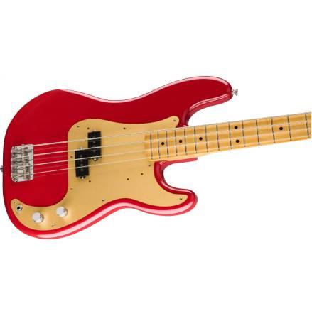 Fender Vintera 50s Precision Bass Maple Neck Dakota Red
