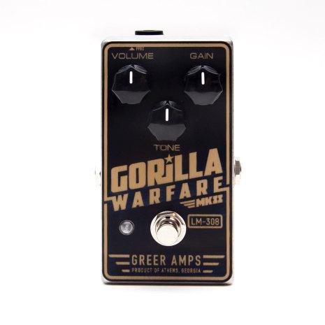 Greer Amps Gorilla Warfare MkII