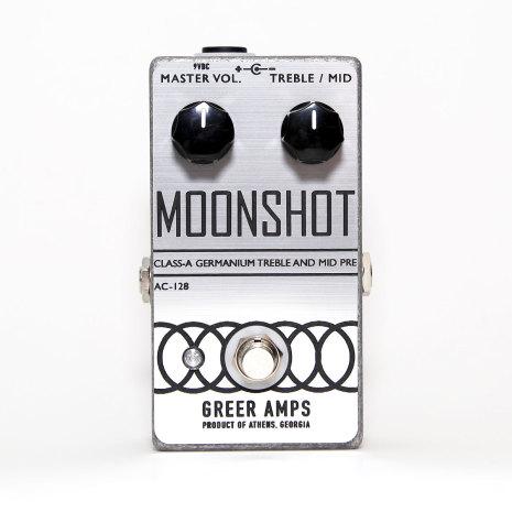 Greer Amps Moonshot Germanium Pre