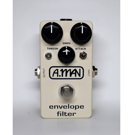 Analog Man Block Logo Envelope Filter Pedal