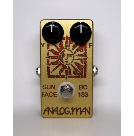 Analog Man SunFace Fuzz BC183 Silicon