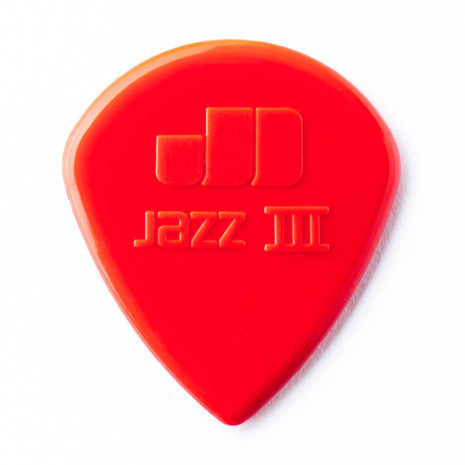 Dunlop Nylon Jazz III Players Pack 6-pack