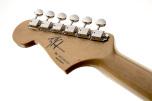 Fender Troy Van Leeuwen Jazzmaster Oxblood Metallic