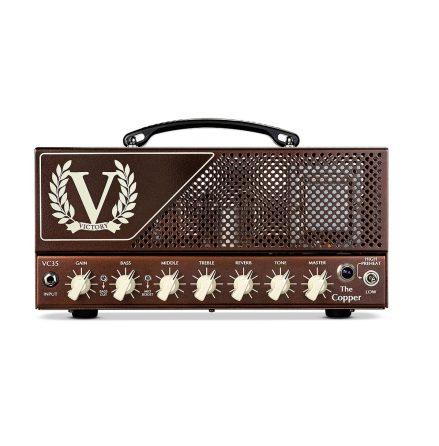 Victory VC35 The Copper EL84 Loaded Valve Head