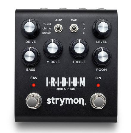 Strymon Iridium Amp/Cab Simulator