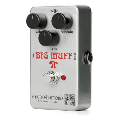 Electro Harmonix Rams Head Big Muff Pi
