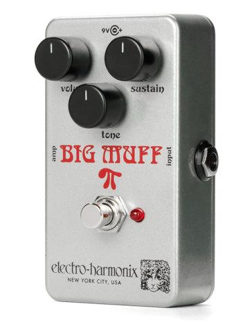 Electro Harmonix Rams Head Big Muff Pi