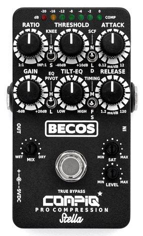 Becos FX CompIQ STELLA Pro Compressor