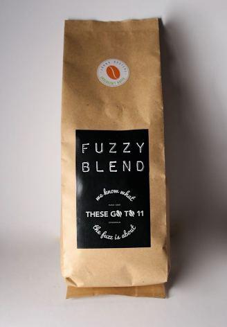 Fuzzy Blend - Custom Coffee by TGT11