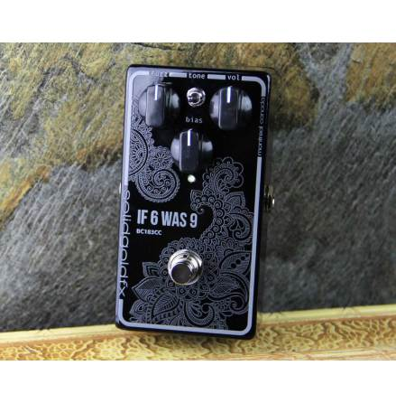 Solid Gold FX If 6 Was 9 BC183 Fuzz