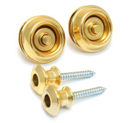Dunlop Straplok Gold