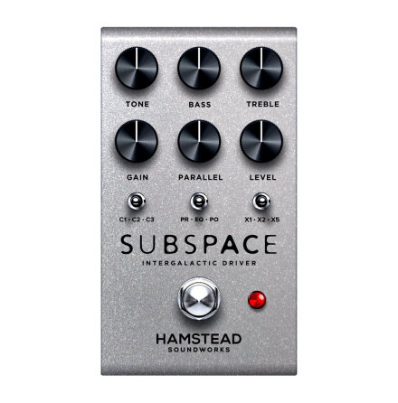 Hamstead Subspace Intergalactic Driver