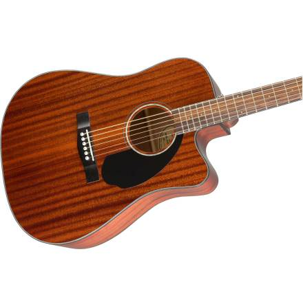 Fender CD-60SCE DREADNOUGHT  ALL-MAHOGANY