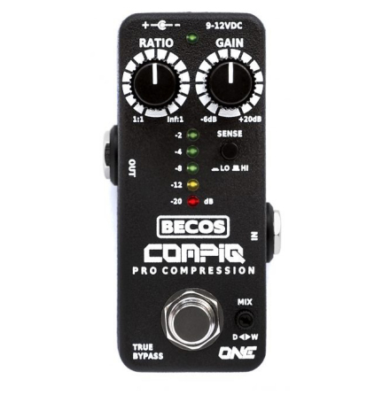 Becos FX CompIQ MINI ONE Pro Compressor