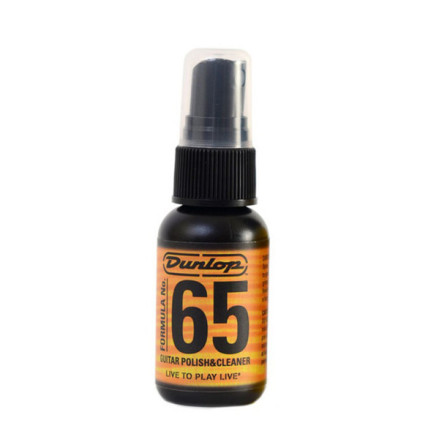 Dunlop Formula 65 Guitar Polish 1oz