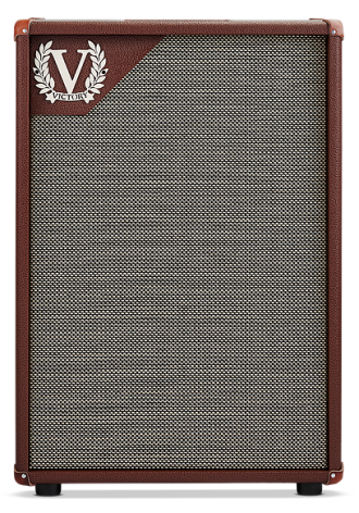 Victory V212-VB Gold 2x12 Cab for VC35 Deluxe
