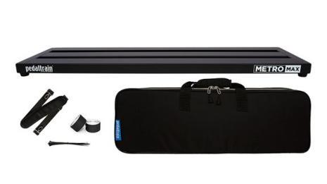 Pedaltrain Metro MAX with Soft Case