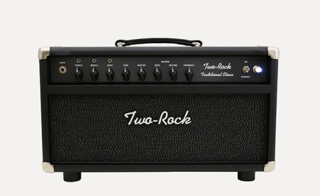 Two-Rock Traditional Clean Head 100/50w