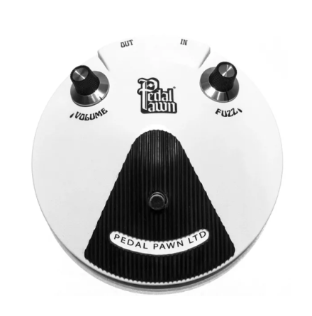 Pedal Pawn Fuzz Custom Shop Edition