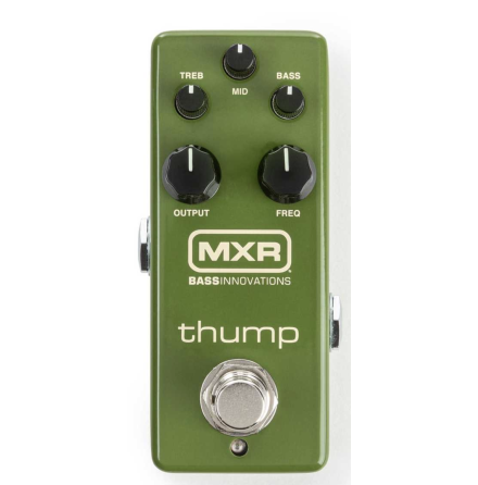 MXR Thump Bass Preamp