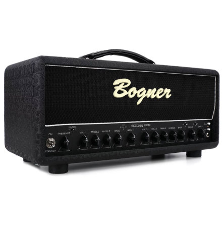 Bogner Ecstasy 3534 35-watt 3-channel Tube Head