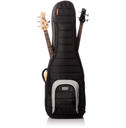 Mono M80 Dual Electric Bass Case Black