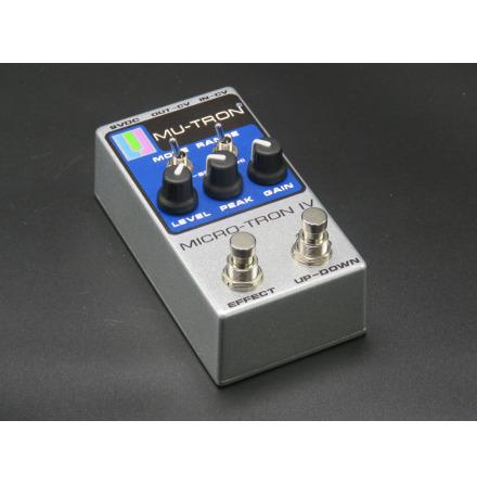 Mu-Tron Micro-Tron IV Vintage Silver