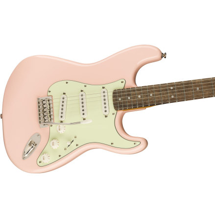 Squier FSR Classic Vibe 60s Stratocaster Laurel Fingerboard Shell Pink