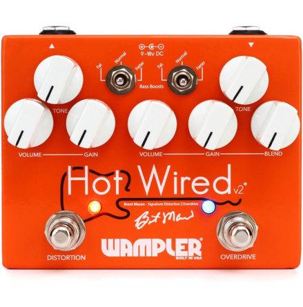 Wampler Hot Wired Brent Mason v2