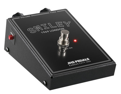 JHS Smiley – Hendrix Era Fuzz Face