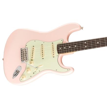 Fender American Original 60s Stratocaster RW Fingerboard Shell Pink