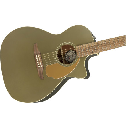 Fender Newporter Player Olive Satin