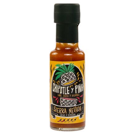 La Sierra Nevada Chipotle och Ananas Hot Sauce