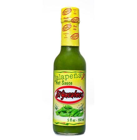 El Yucateco Jalapeno Hot Sauce