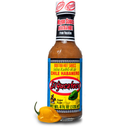 El Yucateco Kubtil-Ik Habanero Hot Sauce