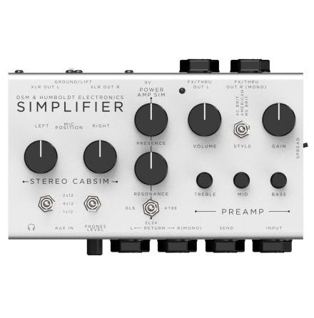 DSM & Humboldt Simplifier Amp
