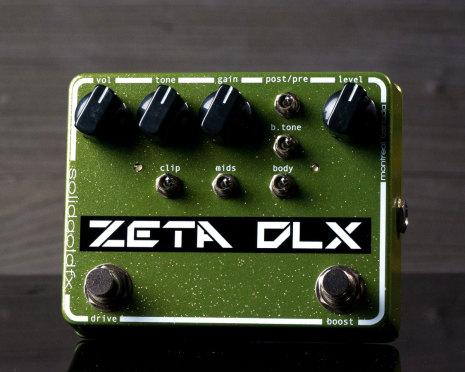 Solid Gold FX Zeta DLX