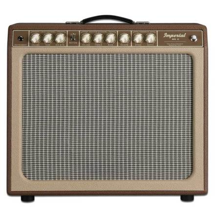 Tone King Impe­rial Mk II Brown/Beige